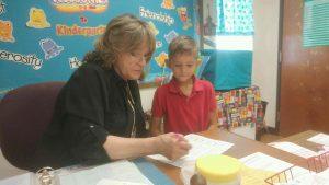 Strickland School Tour